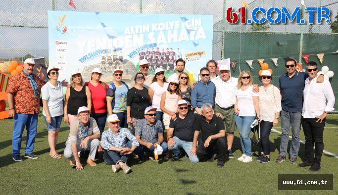 Bizim Neslin Uşakları BNU Altın Kolye Futbol Turnuvası başladı