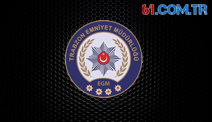 Trabzon Emniyet Müdürlüğü Ceza Bilançosunu Açıkladı