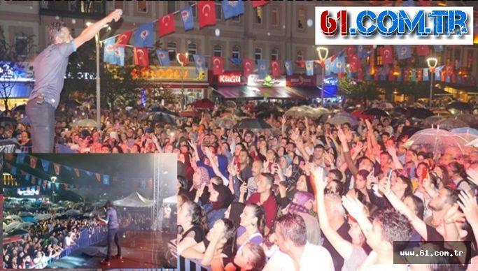 TRABZON'DA ULUSLARARASI HORON FESTİVALİNE BÜYÜK İLGİ