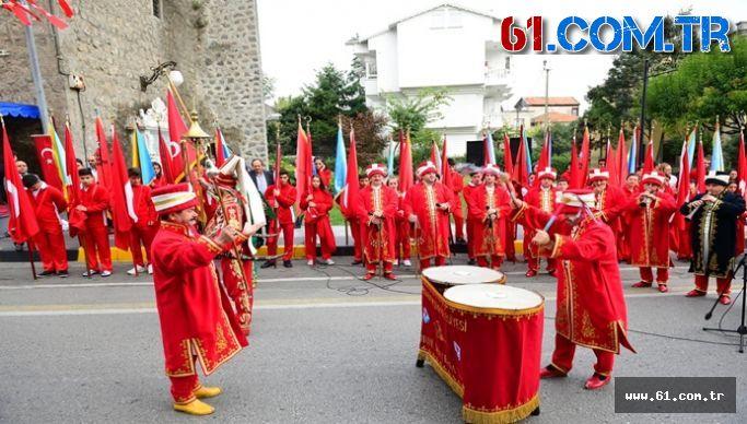 Trabzon'un Fethinin 558. Yıl Dönümü Kutlandı