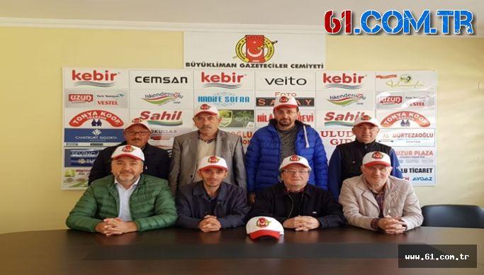 """""""BGC'den Anadolu Şapka'ya Teşekkürler"""""""