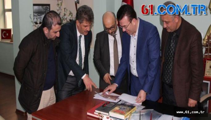 Trabzon Vakfıkebir Devlet Hastanesine Ek Bina Yapılıyor