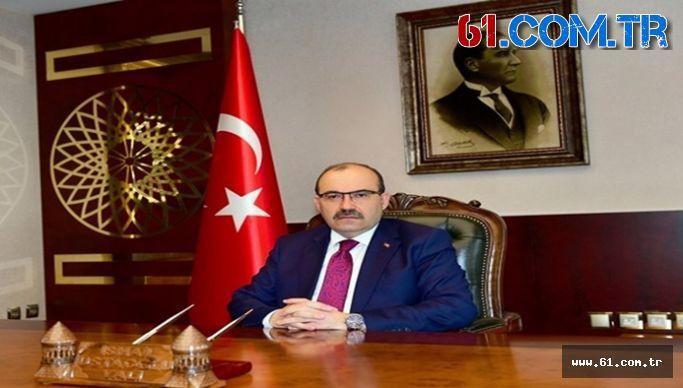 Trabzon Valisi'nden 23 Nisan Mesajı