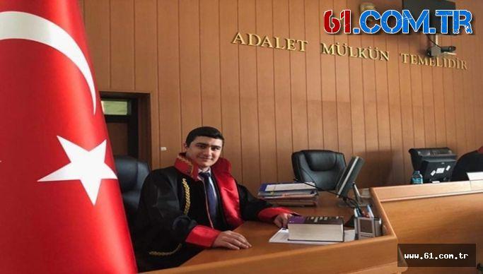 Tonya'lı Cumhuriyet Savcısı Mustafa Karaca Andıran İlçesine Atandı