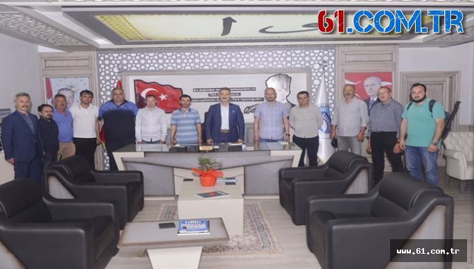 Başkan Kurukız Yaptığı Hizmetleri Şalpazarı'nda Basın Toplantısıyla Duyurdu;