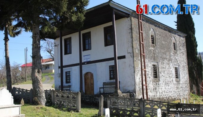 1860 Yılında Yapılan Tarihi Kanzula Camii Vakıflar Genel Müdürlüğüne Devredildi