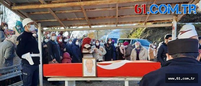 Kansere Yenilen Genç Polis Geyikli'de Resmi Törenle Uğurlandı