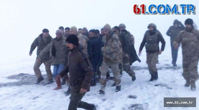 Başımız Sağ Olsun Bitlis Tatvan'da Askeri Helikopter Düştü 9 Asker Şehit