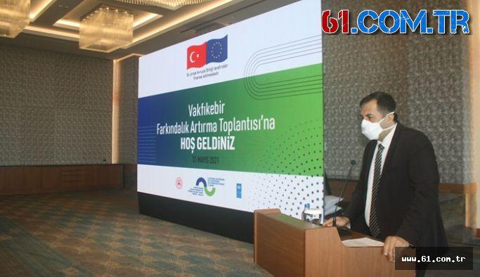 İç Güvenlik Sektörünün Sivil Gözetiminin Güçlendirilmesi Projesi 3.Aşama Farkındalık Artırma Toplantıları Yapıldı