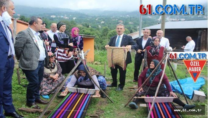 MİS Ekibi Kurukız İle Şalpazarı Tarihi Tanıtımına Hayran Kaldı