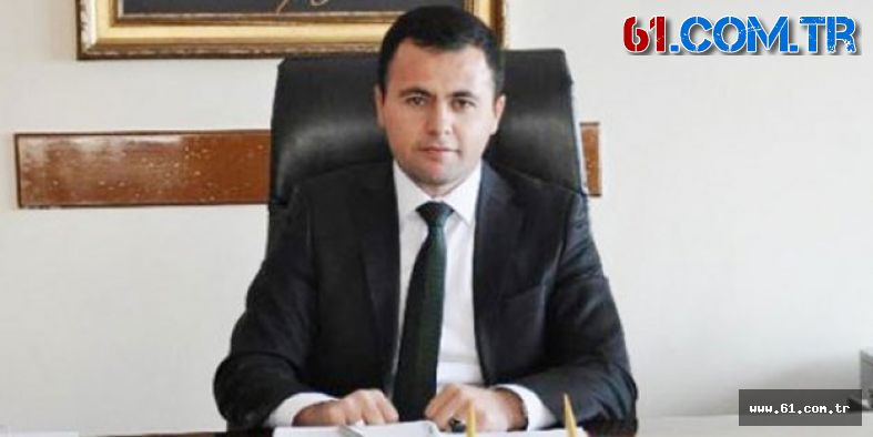 Hacı Arslan Uzan Vakfıkebir Kaymakamlığına Atandı