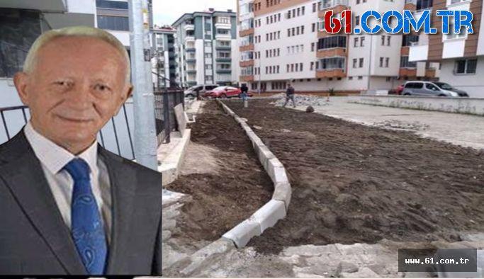 Başkan Uzun'dan Sokak ve Caddelerde Bakım Çalışması