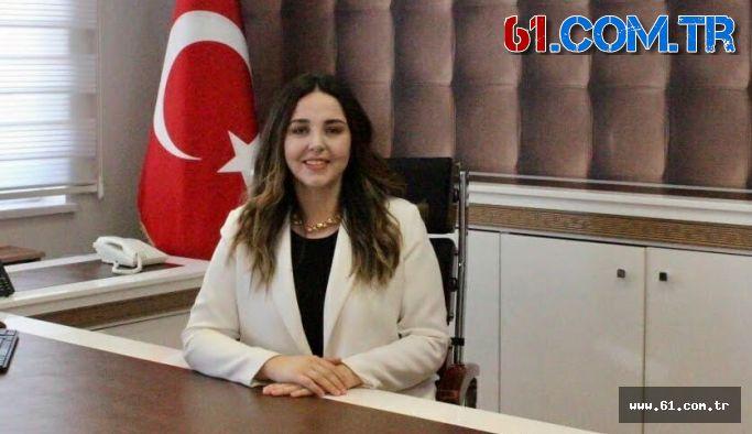 Hemşehrimiz Nur Yalçınkaya Çilimli'de göreve başladı