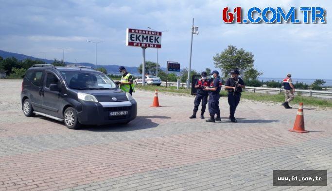 JANDARMA TRAFİK TÜRKİYE HUZUR YOL KONTROL UYGULAMASINDA