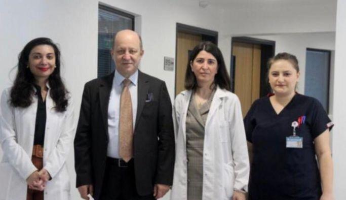 Trabzon'a Çocuk Kemik İliği Nakli Merkezi  Açıldı