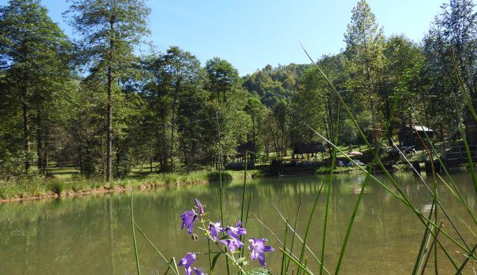 Doğadaki Huzurun Adı Barak Gölü