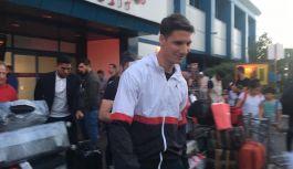 Gaston Campi, Trabzon'a geldi