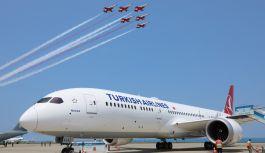 THY'nin 'Maçka' uçağı ilk seferini Eren Bülbül'e yaptı