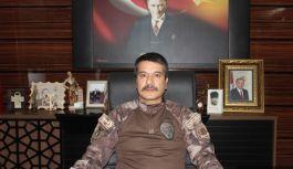 Metin Alper Trabzon Emniyet Müdürü oldu.
