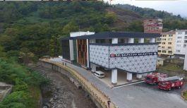 Özel Haber;Kurukız Yeni Belediye Binası Şalpazarı'na Hayırlı Olsun