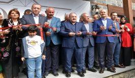 CUMHURBAŞKANI TALİMAT VERDİ, TONYA'YA HELİKOPTER PİSTİ GELDİ