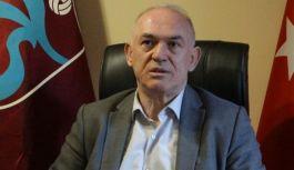 Trabzonspor Divan Başkanı Ali Sürmen'den Ünal Karaman açıklaması