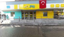 ŞALPAZARI YENİ PTT HİZMET BİNASI TEHLİKELERİYLE HİZMETE BAŞLADI