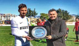 Türkiye Araklılı Futbolcu Mehmet Küçük Durmuş'u Konuşmaya Devam Ediyor
