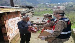 Şalpazarı'nda Vefa Sosyal Destek Grubu Yaşlılara Umut Oldu