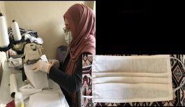 Vakfıkebir'deGönüllü Olarak Maske Üretimine Başladılar