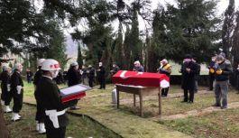 Kore Gazisi Murat Akyüz son yolculuğuna uğurlandı