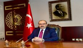 Vali İsmail Ustaoğlu Türk Polis Teşkilatının kuruluş yılını kutladı