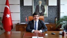 Dernekpazar'lı Muhammed Enes Çıkrık Espiye Kaymakamı Olarak Görevine Başladı