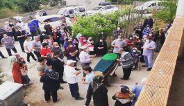 Yomra'da Göz Yaşı Sel Oldu Aktı Kübra Adakul'a