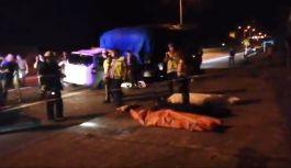 Araklı'da Trafik Kazasında 4 Kişi Hayatını Kaybetti
