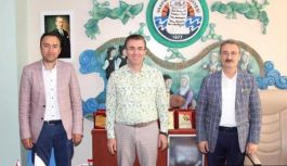 Kurukız'dan Balta'ya Ziyaret