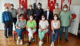 TEMAD Mustafa Selçuk'u Yeni Görev Yerine Uğurladı