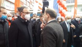 KASAPOĞLU'NDAN ŞALPAZARI'NA STAT MÜJDESİ