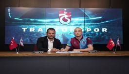 Trabzonspor, Doğan Erdoğan ile 3+1 yıllık...