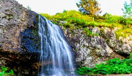 Cennetten Bir Köşe Sis Dağı Sandık...