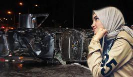 Trabzon'da kaza genç kız hayatını...