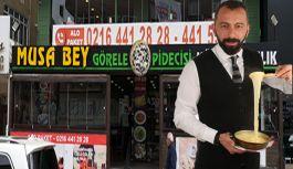 Trabzonlu iş adamı Musa Bey İstanbul'da...