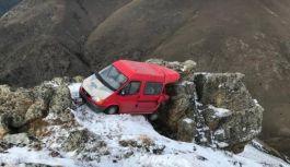 Kadırga Yaylası Şahmelik Obasında kaza