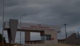 Beşikdüzü açık cezaevinde firar iddiası