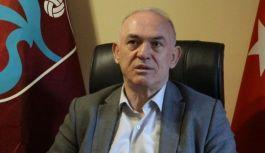 Trabzonspor Divan Başkanı Ali Sürmen'den...