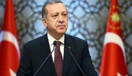 Cumhurbaşkanı Recep Tayyip Erdoğan, Türkiye'nin...