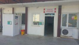 Of Devlet Hastanesi'nde COVİD-19 Polikliniği...