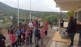 Çaykaralı Başkan Kıbrıs'ta 300 Çocuğa...