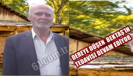 DEREYE DÜŞEN BEKTAŞ'IN TEDAVİSİ DEVAM...
