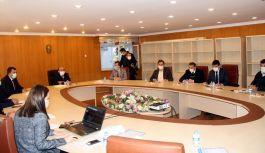 Vakfıkebir OSB Müteşebbis Heyeti toplantısı...